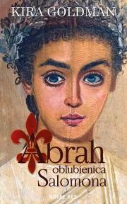 Okładka - Abrah oblubienica Salomona