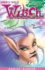 Okładka - Witch. Komiksy t. 15. Koniec marzeń