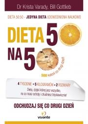 Okładka - Dieta 50 na 50