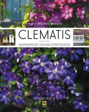Ok�adka - Clematis. Najpi�kniejsze gatunki powojniak�w