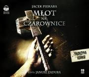 Ok�adka - M�ot na czarownice. Audiobook