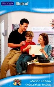 Ok�adka - Odnaleziona rodzina