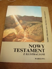 Ok�adka - Nowy Testament z ilustracjami