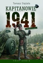 Ok�adka - Kapitanowie 1941. Pseudonim Grzmot