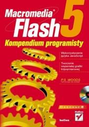 Ok�adka - Flash 5. Kompendium programisty