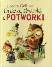 Ok�adka - Duszki, stworki i potworki