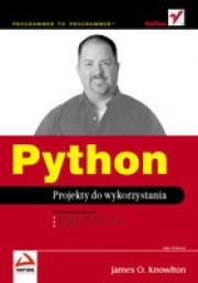 Okładka - Python. Projekty do wykorzystania