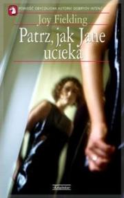 Ok�adka - Patrz, jak Jane ucieka