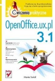 Ok�adka - OpenOffice.ux.pl 3.1 �wiczenia praktyczne