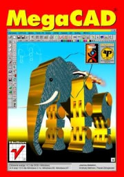 Ok�adka - MegaCAD. Wydanie II