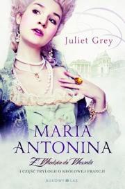 Ok�adka - Maria Antonina. Z Wiednia do Wersalu