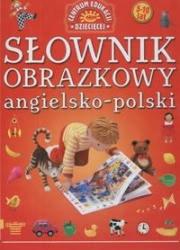 Ok�adka - S�ownik obrazkowy angielsko-polski