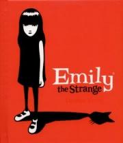 Okładka - Emily the Strange. Dziwna Emily