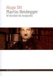 Ok�adka - Martin Heidegger. W drodze do biografii