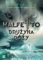 Ok�adka - Malfetto Dru�yna R�y Tom 2