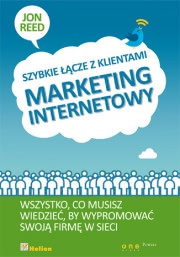 Ok�adka - Marketing internetowy. Szybkie ��cze z klientami