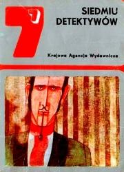 Ok�adka - Siedmiu detektyw�w