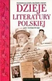 Ok�adka - Dzieje literatury polskiej