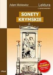 Ok�adka - Sonety krymskie