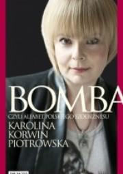 Ok�adka - Bomba. Alfabet polskiego szo�biznesu