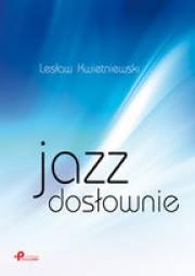 Ok�adka - Jazz dos�ownie