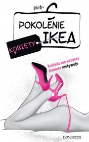 Okładka - Pokolenie Ikea. Kobiety