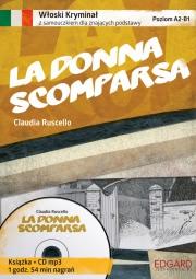 Ok�adka -  W�oski Krymina� z samouczkiem La donna scomparsa