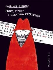 Okładka - Mors, Pinky i ostatnia przesyłka