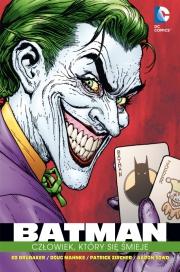 Ok�adka - Batman  Cz�owiek, kt�ry si� �mieje