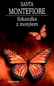 Ok�adka - Szkatu�ka z motylem