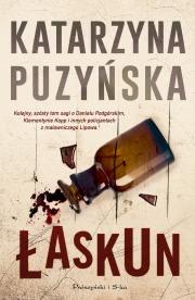 Okładka - Łaskun