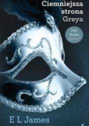 Okładka - Ciemniejsza strona Greya