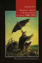 Okładka - Niemieccy artyści w Karkonoszach w latach 1880-1945