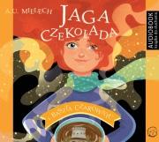 Ok�adka -  Jaga Czekolada. Baszta czarownic. Audiobook