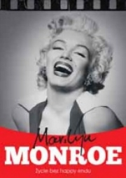 Ok�adka - Marylin Monroe. �ycie bez happy endu