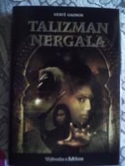 Ok�adka - Talizman Nergala - Wybraniec z Babilonu