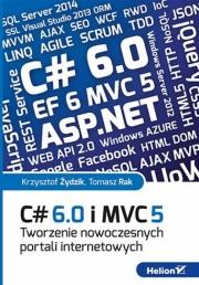 Ok�adka - C# 6.0 i MVC 5. Tworzenie nowoczesnych portali internetowych