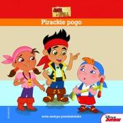 Ok�adka -  Pirackie pogo. Pirat Jake