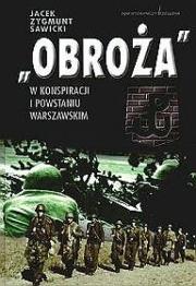 Ok�adka - Obro�a w konspiracji i powstaniu warszawskim