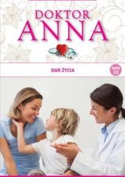 Ok�adka - Doktor Anna tom 33. Dar �ycia