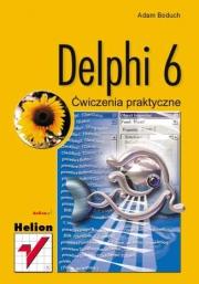 Ok�adka - Delphi 6. �wiczenia praktyczne