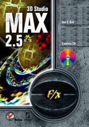 Ok�adka - 3D Studio MAX 2.5 f/x