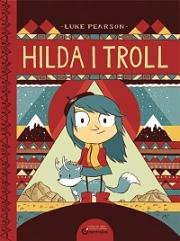 Ok�adka - Hilda Folk - 1 - Hilda i Troll