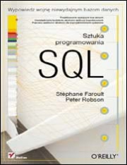 Ok�adka - SQL. Sztuka programowania