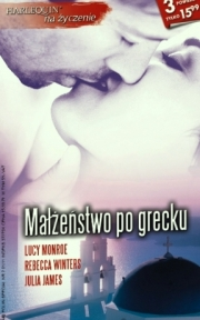 Ok�adka - Ma��e�stwo po grecku