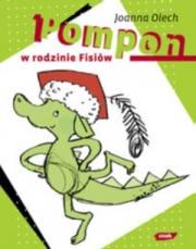 Okładka - Pompon w rodzinie Fisiów