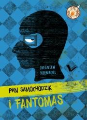 Ok�adka - Pan Samochodzik i Fantomas