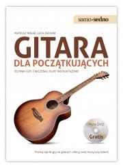 Ok�adka - Gitara dla pocz�tkuj�cych