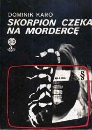 Okładka - Skorpion czeka na mordercę