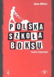 Ok�adka - Polska szko�a boksu